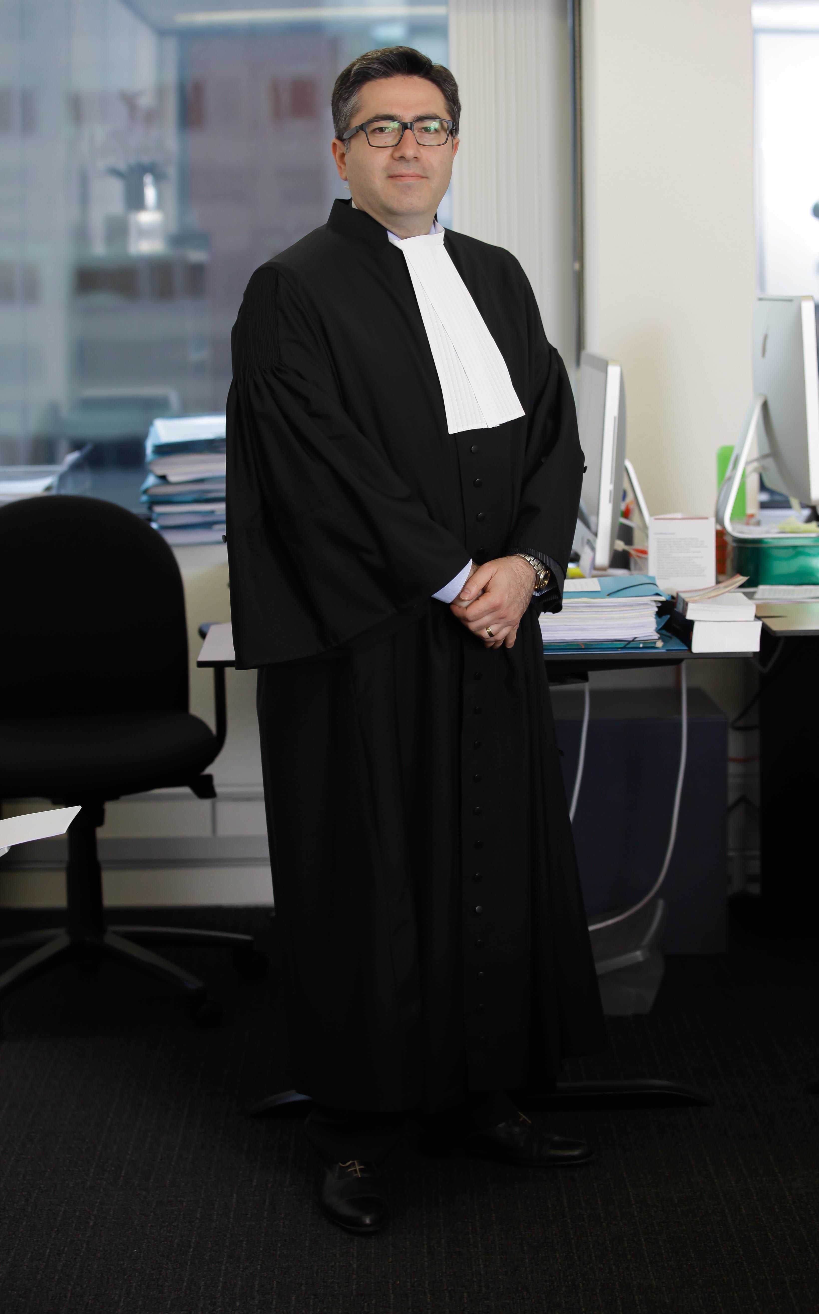 advocaat nederland vrouw