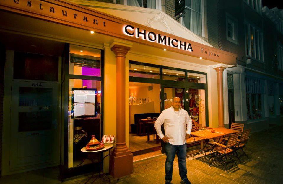 chomicha