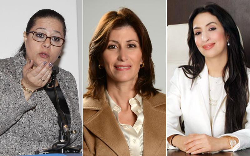 Machtigste marokkaanse vrouwen